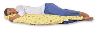 Как определить идеальную подушку для беременных и кормления?