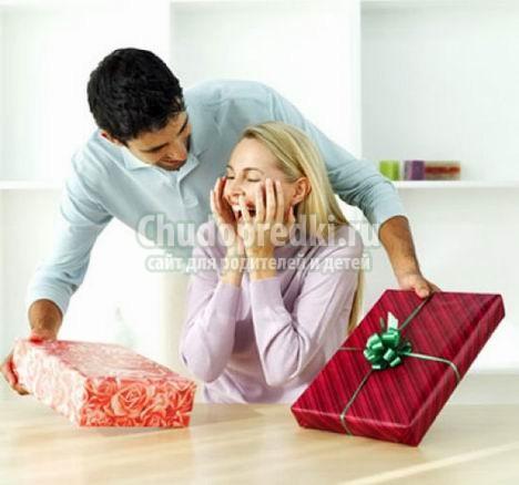 Опять метель: пора подумать о подарках