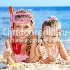 Укрепляем здоровье ребенка летом