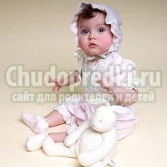 Одежда для крещения малыша