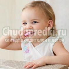 Правила гигиены полости рта у детей раннего возраста