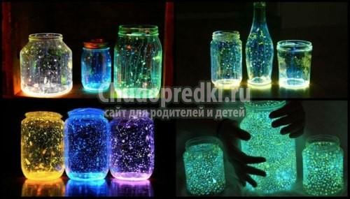 Делаем светящуюся воду своими руками