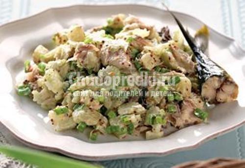 Рецепты постных салатов