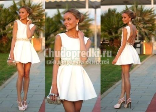 Вечерние платья 2014 на выпускной