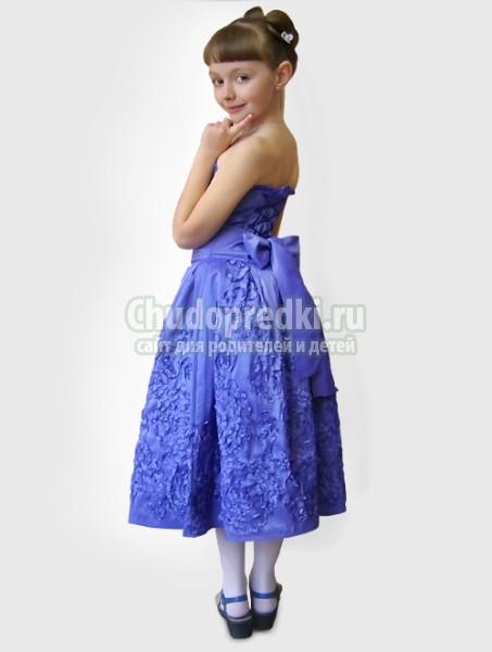 Платья на выпускной 4 класс