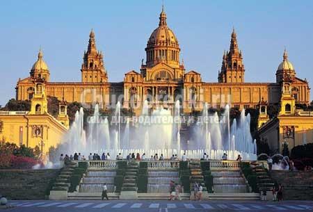 Все прелести отдыха в Барселоне