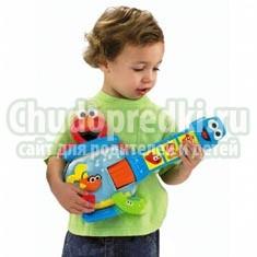 Разновидности детских музыкальных игрушек
