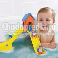 Уход за игрушками для купания
