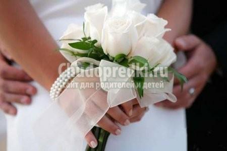 Делаем свадебный букет своими руками