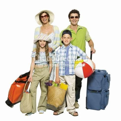 В поездку – всей семьей. Советы экономным туристам