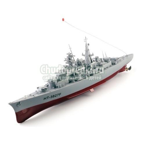 Радиоуправляемые корабли и лодки: попутный ветер в лицо
