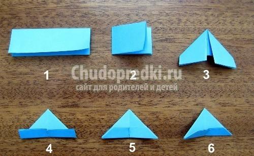 Оригами. Мастер классы
