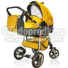 Выбираем надежную коляску для малыша