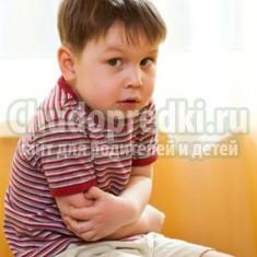 Гастрит у детей: причины заболевания