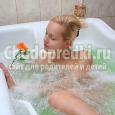Жемчужные ванны: противопоказания и показания