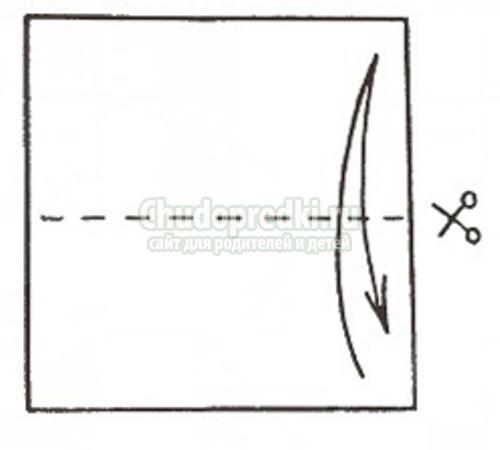Как из бумаги сделать сюрикен