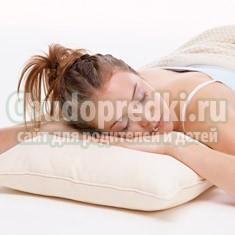 Подушки для сна: виды и правила выбора
