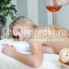 Как делать медовый антицеллюлитный массаж?