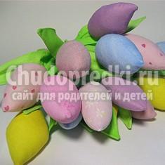 Как сшить тильда тюльпаны? Мастер класс и полезные советы
