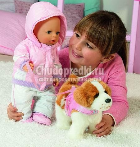 Все разнообразие детских кукол