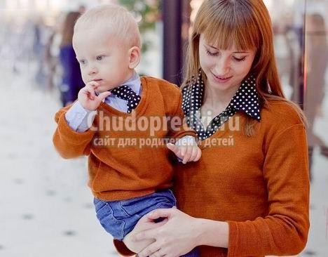 Особенности стиля family look