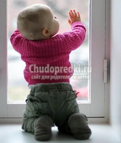 Пластиковые окна в детскую комнату - как сделать правильный выбор?