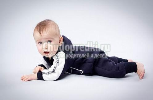 Дизайнерская одежда для малышей