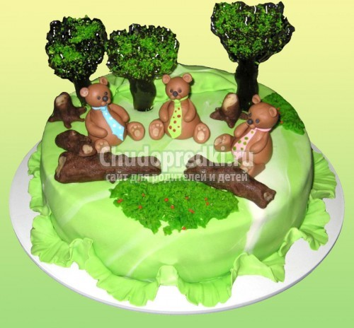 Разновидности тортов на праздник