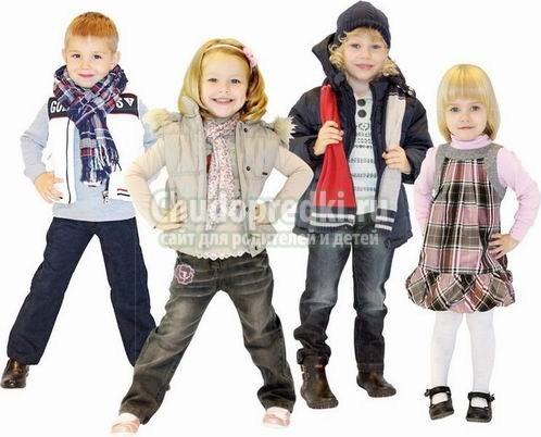 Модная детская одежда недорого: возможно ли?