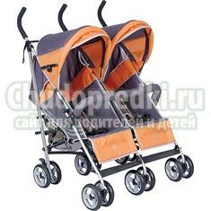 Прогулочные коляски для двойняшек