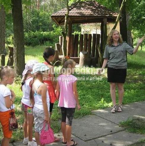 Активный отдых полезен для здоровья детей