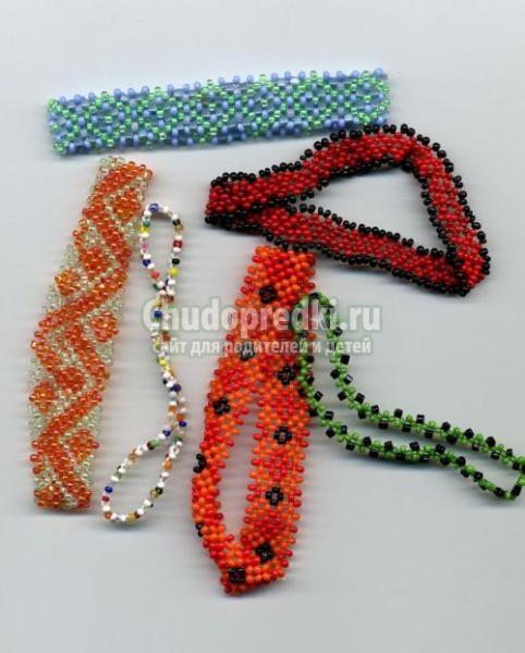 1403940047_foto-1 Как сделать браслет из бисера своими руками