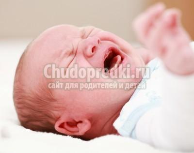 Тремор новорожденных: опасно или нет?