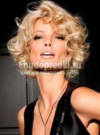 Оптимальные стрижки для блондинок