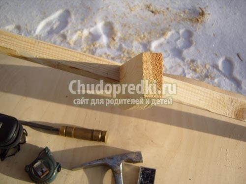 Лопаты-поделки