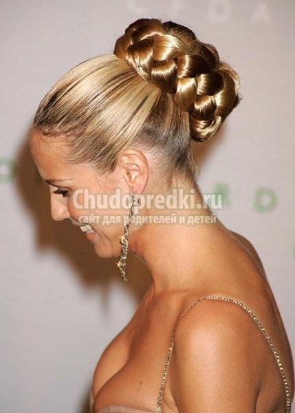 шишка-из-волос