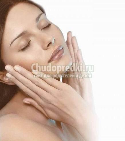 Воздействие озона на кожу лица и тела
