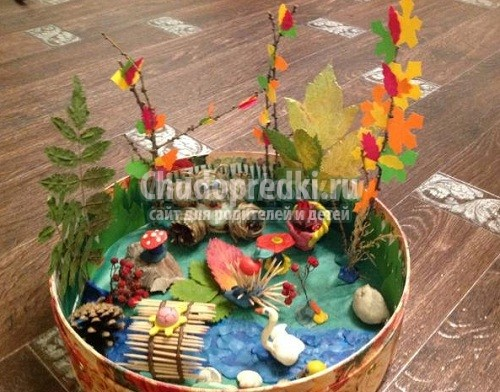 Осенние поделки в детский сад: лучшие идеи с фото