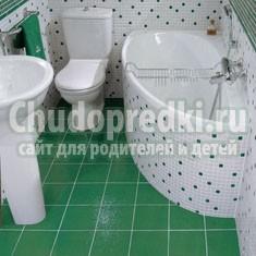 Плитка на пол в ванную. Правила подбора и лучшие идеи