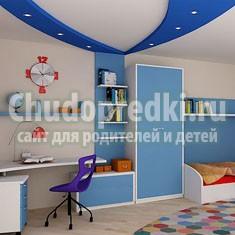 Ремонт детской комнаты для мальчика. Лучшие идеи