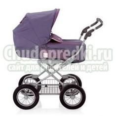 Зимняя коляска для новорожденного. Подсказки по выбору