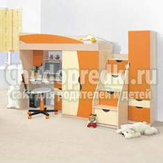 Детская модульная мебель – удобно и красиво