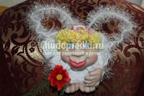 куклы из колготок своими руками: пошаговые идеи с фото.
