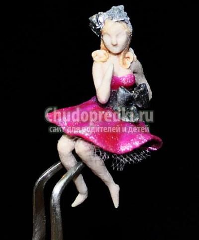 Кукла Барби своими руками