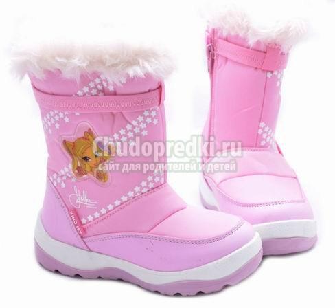 Какую обувь купить ребенку на зиму? Самые популярные модели