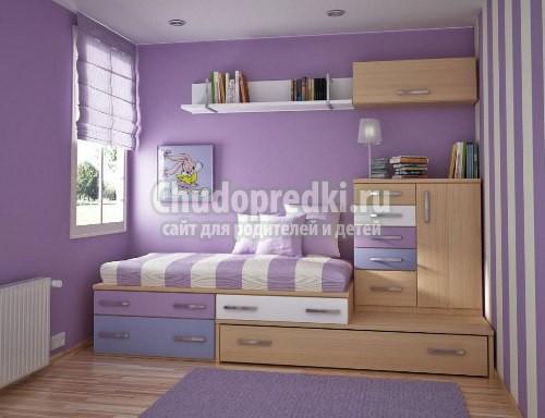 Детская мебель для девочки