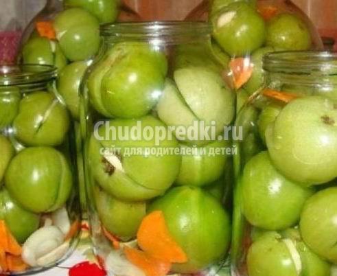 Закатка помидоров: лучшие рецепты с фото