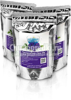 Пурпурный чай «Чанг-Шу» - худейте без труда!