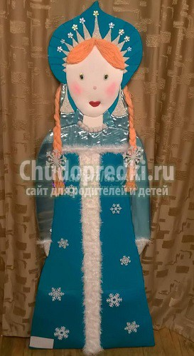 Поделка дед Мороз и Снегурочка: идеи с пошаговыми фото