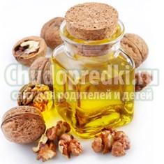 Масло грецкого ореха. Польза для красоты и здоровья